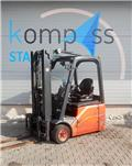 Linde E 14/386, 2013, Electric forklift trucks