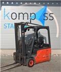 Linde E 16/386, 2012, Electric forklift trucks