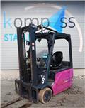 Linde E 16/386, 2014, Electric forklift trucks