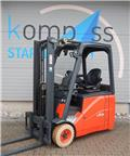 Linde E 16 H/386, 2006, Electric forklift trucks