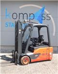 Linde E 16 L/386-02, 2014, Electric forklift trucks