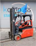 Linde E 18 L/386, 2010, Electric forklift trucks