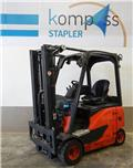 Linde E 18 PH/386, 2014, Electric Forklifts