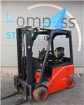 Linde E18PH, 2012, Electric Forklifts