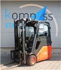 Linde E20, 2011, Electric forklift trucks