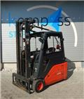 Linde E20, 2012, Electric forklift trucks