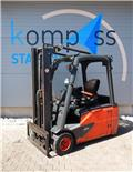 Linde E20, 2014, Electric forklift trucks