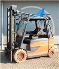 Linde E40, 2014, Electric forklift trucks