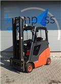 Linde H 16 D/391, 2011, Diesel Stapler