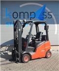 Linde H 16 D/391, 2013, Diesel Stapler