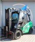 Linde H50D, 2013, Xe tải Diesel