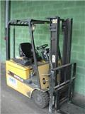 Caterpillar EP 16 KT, 2000, Electric Forklifts
