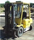 Hyster H2.5XM، شاحنات الديزل