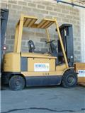 Hyster J 2.50 XM, 1998, Electric Forklifts