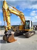 JCB JZ 255, 2007, Crawler excavators