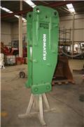 Komatsu 30, Hydraulic pile hammers