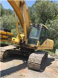 Komatsu 340LC-7K, Crawler excavators