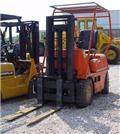 Linde H20, Diesel trucks