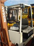 Nissan 15, Electric Forklifts