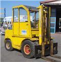 FENWICK-YALE DBPJ-405 92, Tehnika ar dīzeļa dzinēju