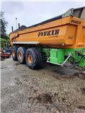Joskin Trans-KTP 27/65 Gronddumper, 2008, Other agricultural machines