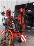 Fella TH 900, Rastrilladoras y rastrilladoras giratorias