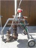 Bauer 7,5KW, Other fertilizing machines and accessories
