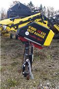 Biso 650 Cro Ranger Vario, 2004, Dodatna oprema za kombajne