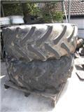 Firestone 650/75R32 u. 530-610/21,3-24, Gume in platišča