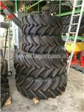 Lindner 420/65 R20 UND 540/65 R30, 2018, Tyres, wheels and rims