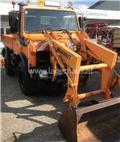 MB Trac UNIMOG V1400, Ibang makinarya ng pang agrikultura