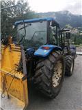 New Holland TL 100 A, 2005, Traktoren
