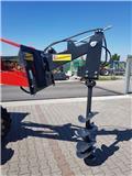 Dominator Erdbohrer hydraulisch für Hoflader, Fron, Andre landbrugsmaskiner