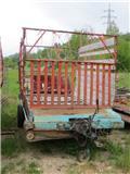 Steyr Hamster, Rimorchi autocaricanti