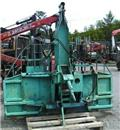 Tiger 6 t, Winches