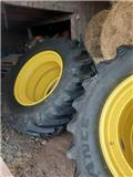 Alliance 650 65 R38, Dual Wheels