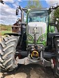 Fendt 724 Vario, 2017, Traktorer