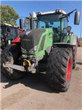 Fendt 828, 2013, Tractors