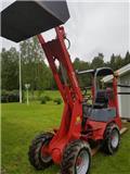 Fuchs 950H +SKOPA & GAFFLAR, 2015, Liukuohjatut kuormaajat