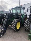 John Deere 6125 R, 2013, Tractores
