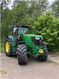 John Deere 6210 R, 2014, Traktoriai