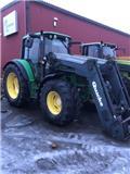 John Deere 6430, 2007, Tractores