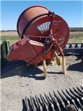 Kverneland Taarup UN7865, Desmenuzadoras, cortadoras y desenrolladoras de pacas