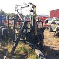 Mowi 2046、1997、林業トレーラー