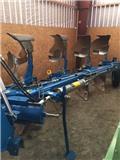 Överum CX 490, 2005, Reversible ploughs
