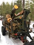 Patu 400, Forest trailers
