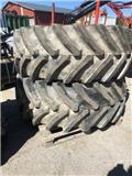 Trelleborg 540/65R28 &650/65R38, 2018, Gume, kotači i naplatci