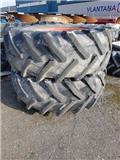 Trelleborg KPL 580/70-38 CLAAS 650, 2013, Däck, hjul och fälgar