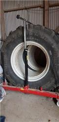 Trelleborg TM 800520/85R38 VALTRA VITA, 2009, Paripyörät