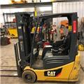 Caterpillar C 3500, 2015, Electric Forklifts